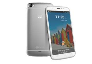micromax launches canvas doodle 2 a240 - India TV
