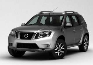 nissan terrano launched in india at rs 9.58 lakh...