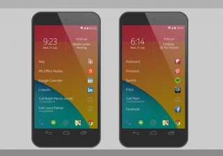 nokia releases an android launcher - India TV