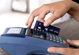 now wear your credit card on wrist - India TV