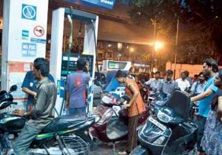 petrol to cost 92 paise less diesel up by 37...