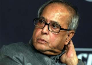 pranab expects rbi to adjust interest rates on...