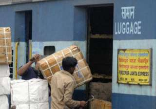 railways hike parcel rates by 25 per cent - India...