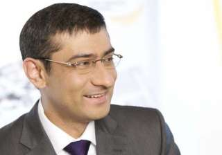 rajeev suri tipped to be named global ceo of...