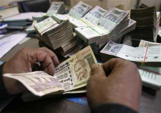 rupee erases early gains ends down 6 paise at...
