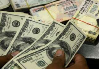 rupee gains most in two weeks up 60 paise to...