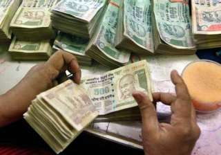 rupee inches up two paise vs dollar to 59.27...