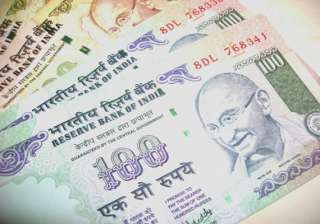 rupee down by 37 paise vs dollar ends at 3 mth...