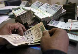 rupee at 2 week high of 52.71/72 - India TV