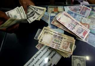 rupee gains 28 paise to 51.30/31 against dollar -...