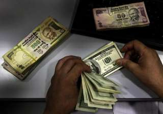 rupee down 29 paise against dollar in early trade...