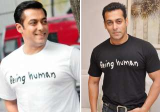 salman khan to launch being human s clothing line...