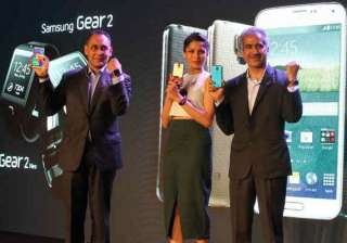 samsung galaxy s5 launched in india - India TV