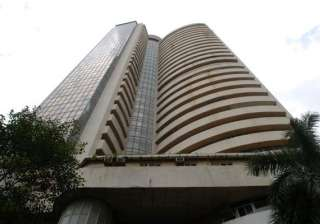 sensex nifty hit new record highs in pre close...