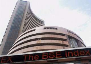 sensex breaches 22 000 mark nifty also hits new...