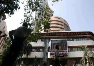 sensex extends losses for 2nd week in a row drops...