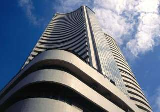 sensex plunges 291 points as rupee breaches 63/...