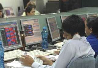 sensex slips 97 pts to 1 wk low on profit booking...