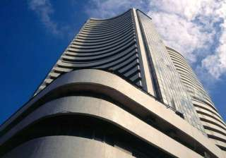 sensex trades in red fmcg stocks down - India TV