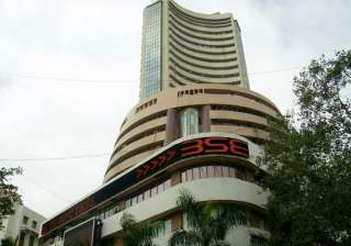 sensex closes barely 34 points up - India TV