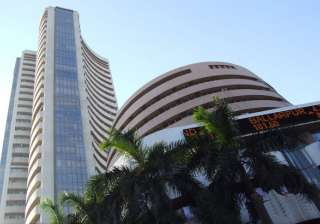 tcs drives up sensex by 111 points - India TV