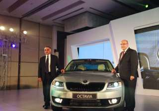 skoda octavia launched at rs 13.95 lakh - India TV