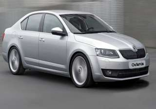 skoda reintroduces octavia luxury sedan - India TV
