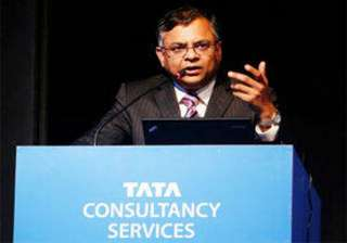 tcs m cap crosses rs 4 trillion stock at all time...