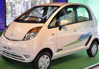 tata nano emax cng launched - India TV
