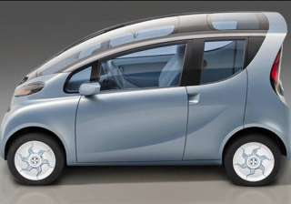 tatas working on electric car to be priced less...