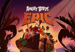 the next angry birds is a turn based role playing...