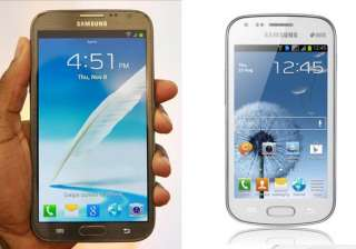 top 10 samsung smartphones in india - India TV