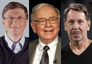 top 10 richest americans on earth - India TV