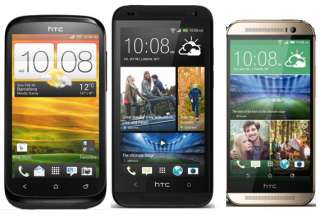 top 10 smartphones by htc for march 2014 - India...