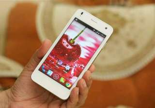 top 15 smartphones by lava june 2014 - India TV