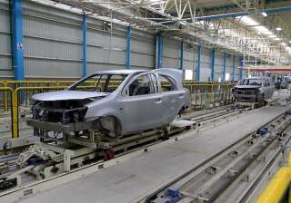 toyota declares lockout at two plants near...