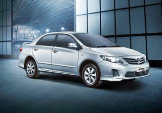 toyota launches limited petrol edition of corolla...