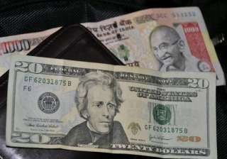 us dollar ends steady against rupee - India TV