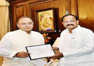 urban development ministry hands over rs.330...