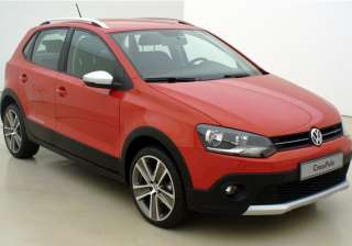volkswagen launches cross polo at rs 7.75 lakh -...