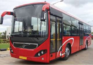 volvo launches ud buses in india - India TV