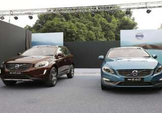 volvo launches new s60 xc60 versions priced up to...