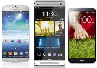 weekly smartphone launches samsung galaxy s5 htc...