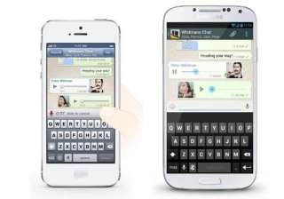 whatsapp introduces voice messages crosses 300...