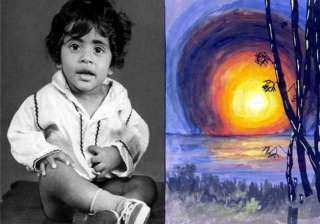 7 year old kid unbelievably drew 25 000 paintings...