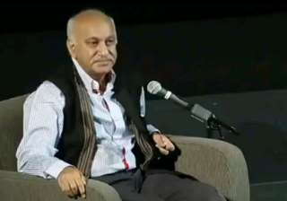 pakistani journo irks mj akbar what happened next...