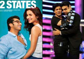 2 states was first offered to shah rukh khan...