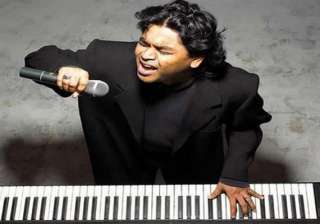a.r. rahman turns producer story writer - India TV