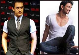 aamir khan starts his films from scratch sushant...