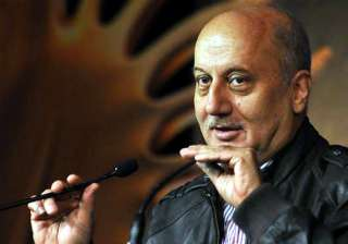 acting needs to be learned practised anupam kher...
